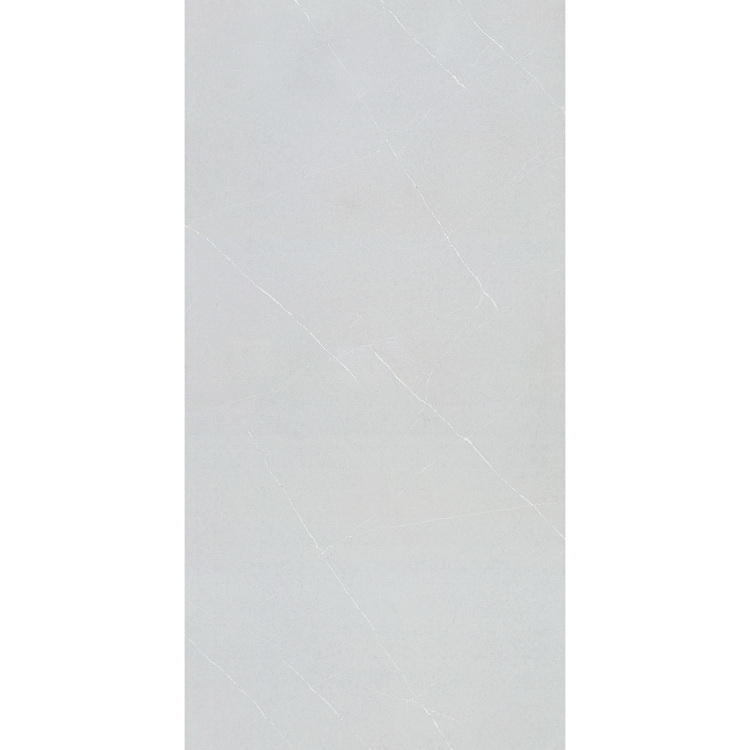 Surface Polished Artificial Stone Grey Quartz Slab