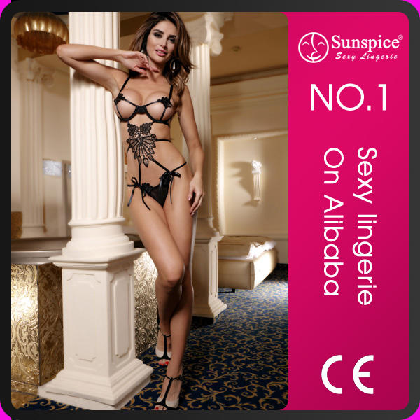 Excellent Quality Lady hot lingerie xxx sex china sexy lingerie Teddy