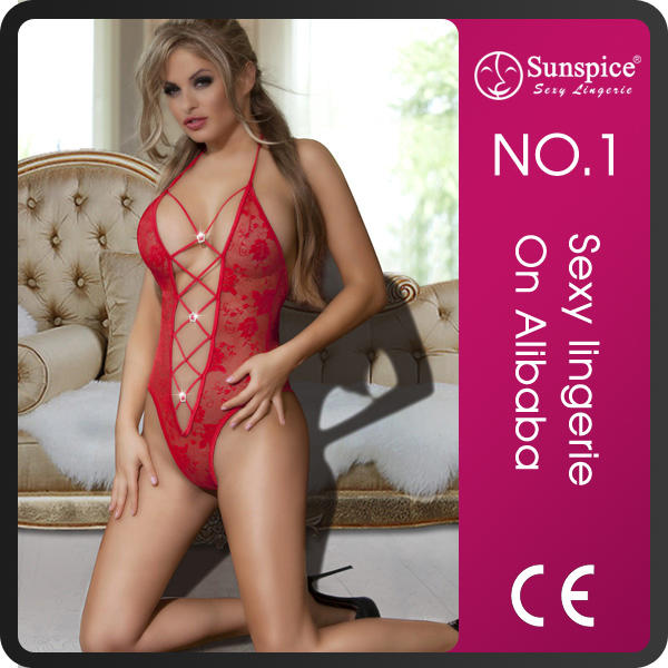 Top Sunspice manufactory ladies sexy panties sexy underwear open crotch