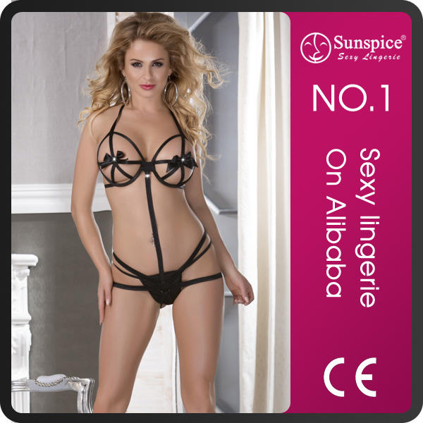Hot sales and new style sexy tight teddy underwear sexy image lingerie teddy