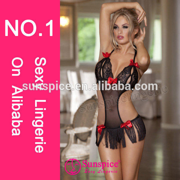High quality hot sales club wear lingerie teddy suit lingerie sexy micro teddy lingerie