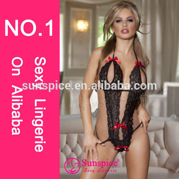 High quality hot sales wetlook lingerie very sexy hot lingeries sexy micro teddy lingerie
