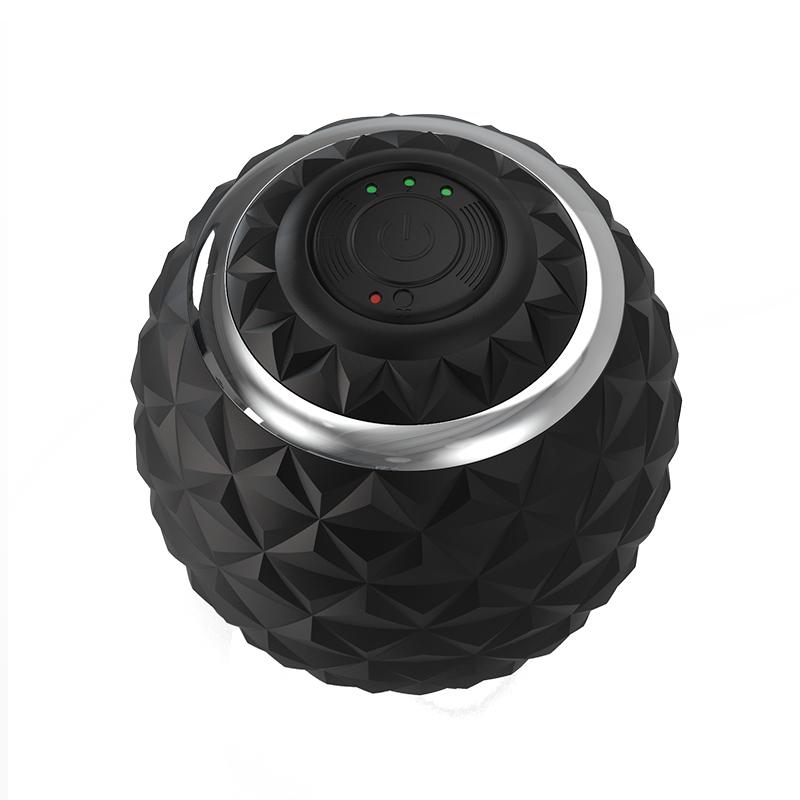 2020 Fitness Equipment Silicone Peanut Foot Body Vibrating Massage Ball
