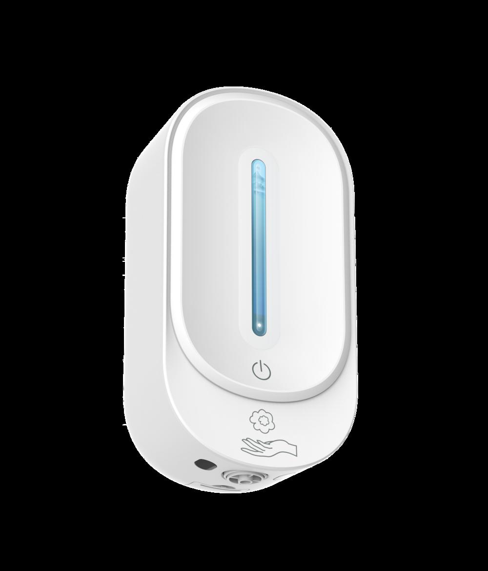 Automatic Touchless refillable sensor foam soap dispenser sterilizer hand washing machine