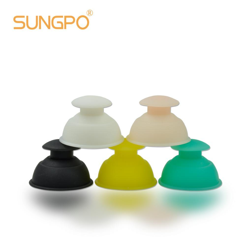 Quality Health Care Product Supplies Food Grade Silicone BPA Free Cupping Therapy Massage Sets Manufacturer