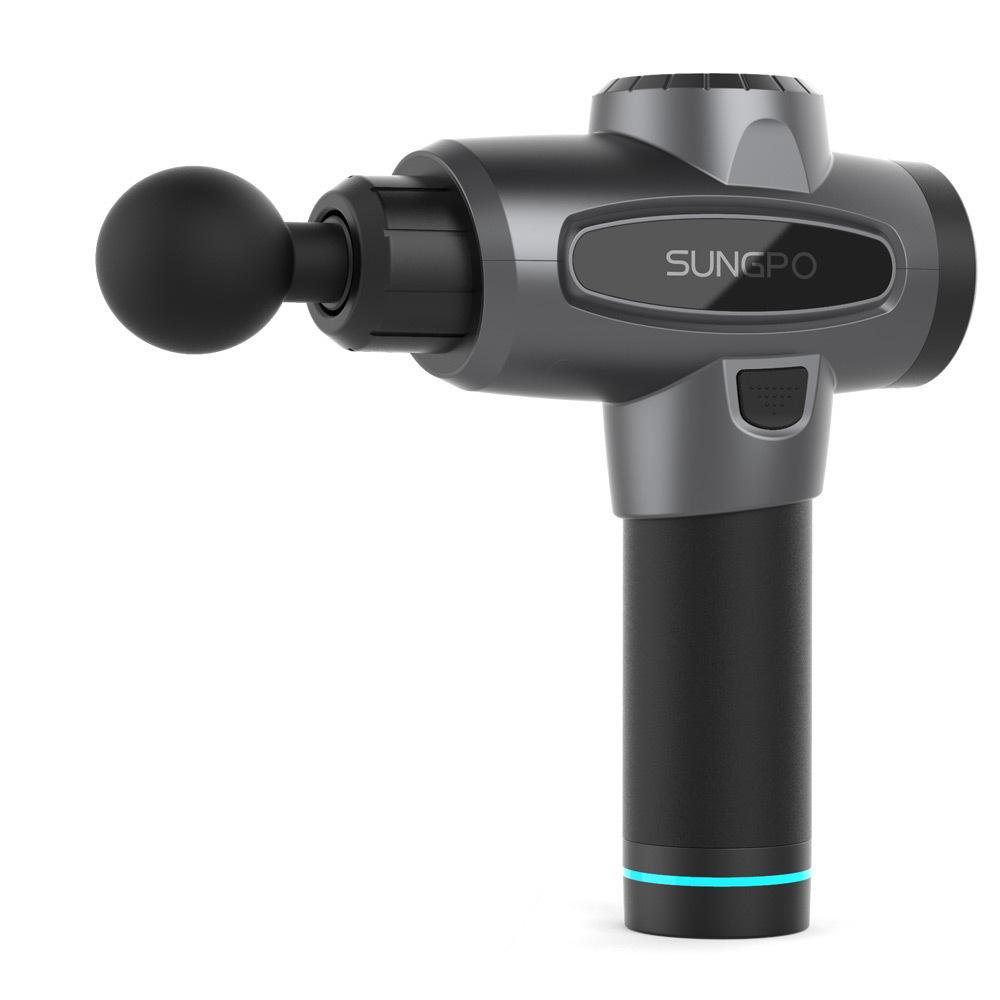 Handheld high-frequency brushless motor professional vibration muscle fascia massage gun