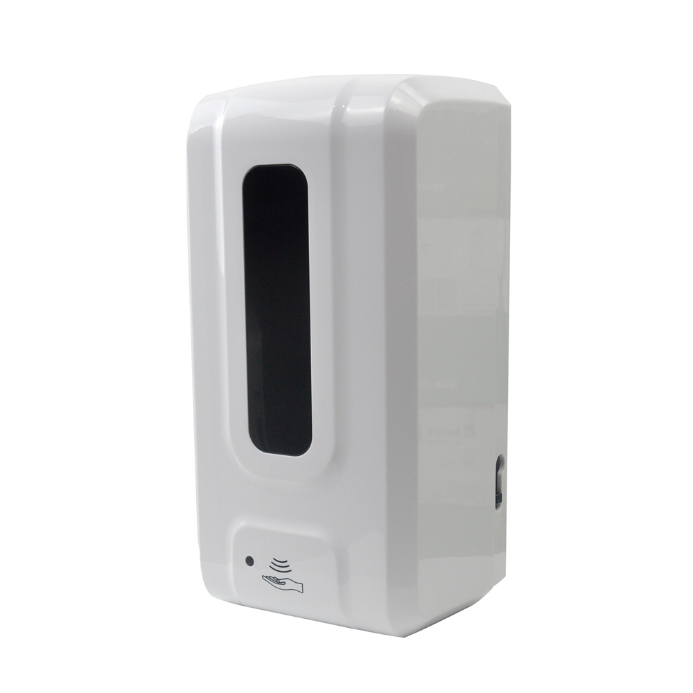 Infrared hand sanitizer foam wall-mounted electric sensor liquid automatic soap dispenser
