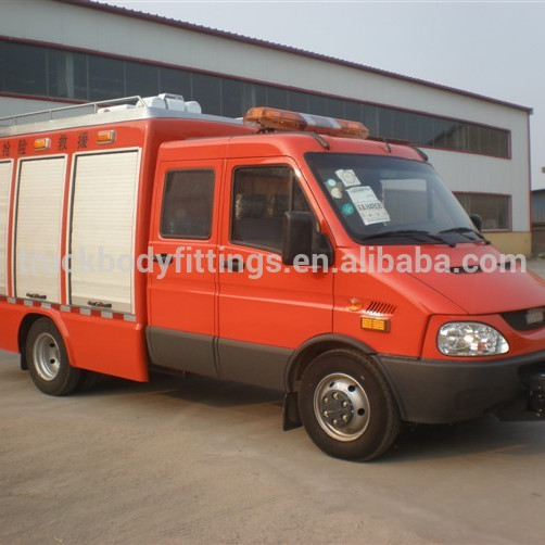 Aluminium Roller Shutter Door/Garage Door for cabinet truck -104000