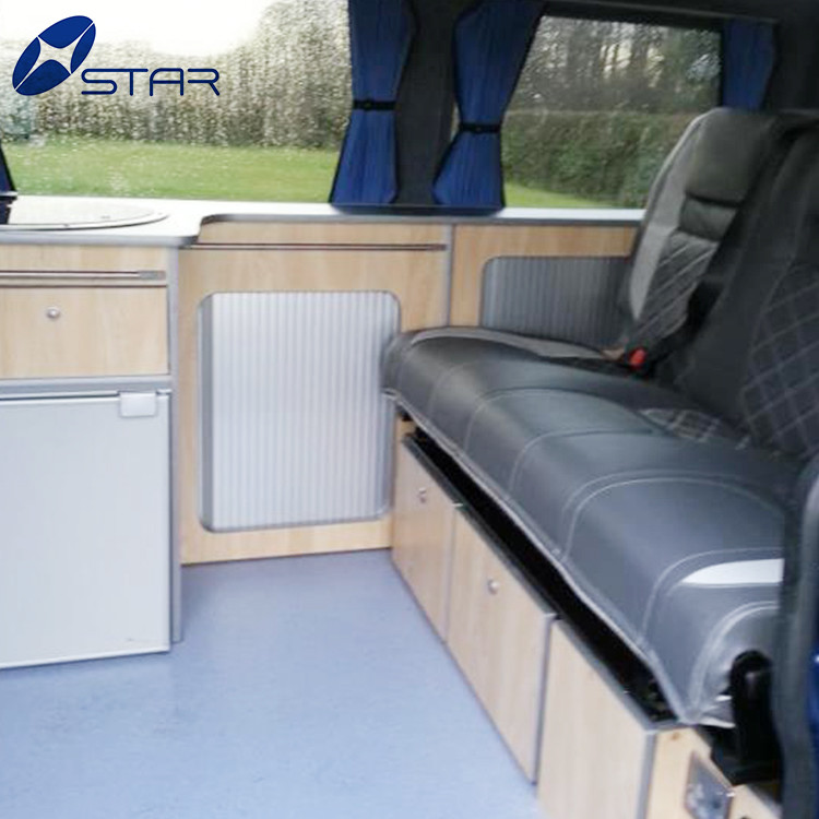 trailer cabinet kitchen car roll up shutter door metal