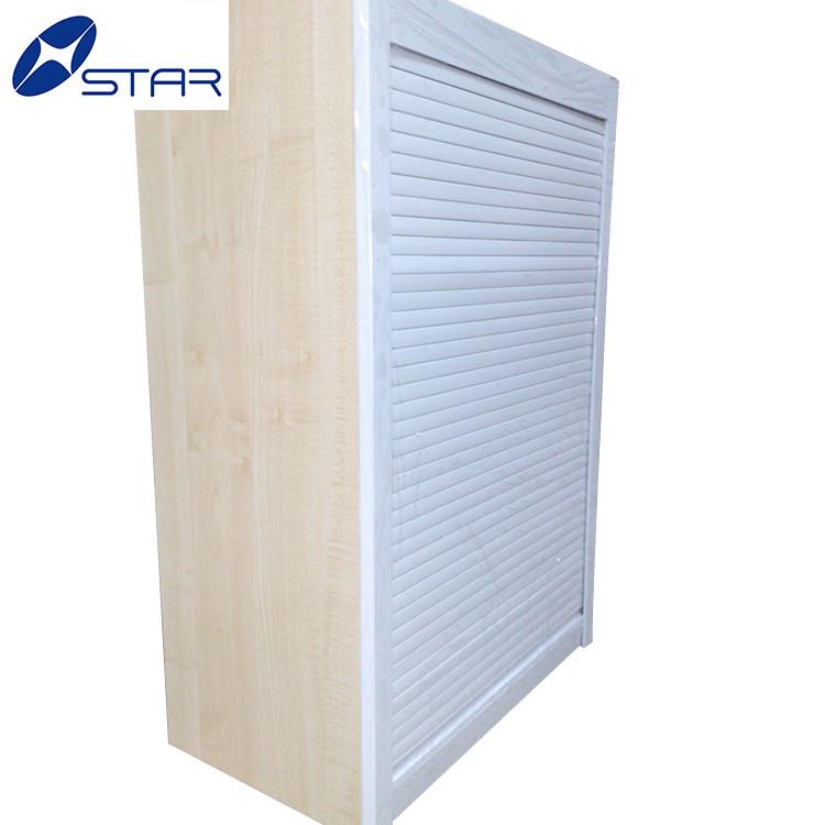 plastic/aluminum cabinet roll up door shutter door