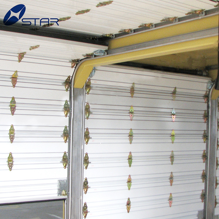roller shutter doors for lorry and truck-105000