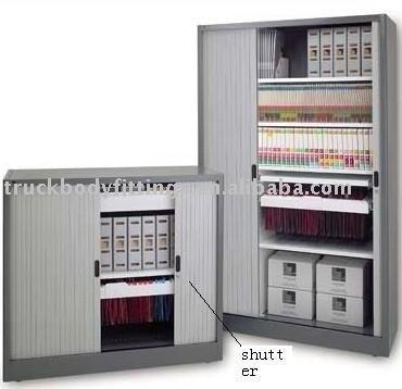 Aluminium roll up shutter