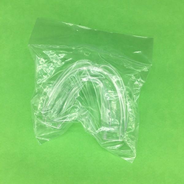 BPA free, non-peroxide, EVA snore stopper mouth tray