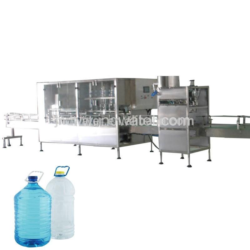 Automatic 3-10 Liter Bottle Filling Machine