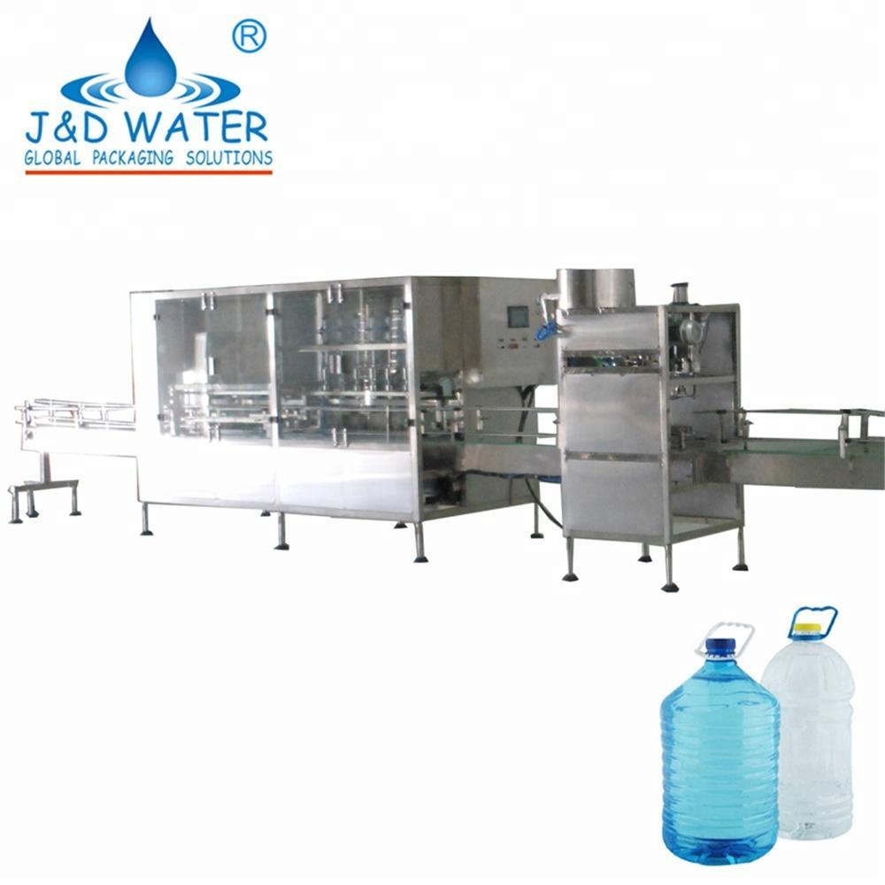 3-10L Bottled Liquid Washing/Filling/Capping Machine