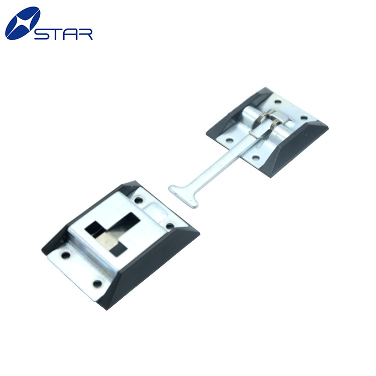 Stainless Steel Folding T Handle Toolbox Lock