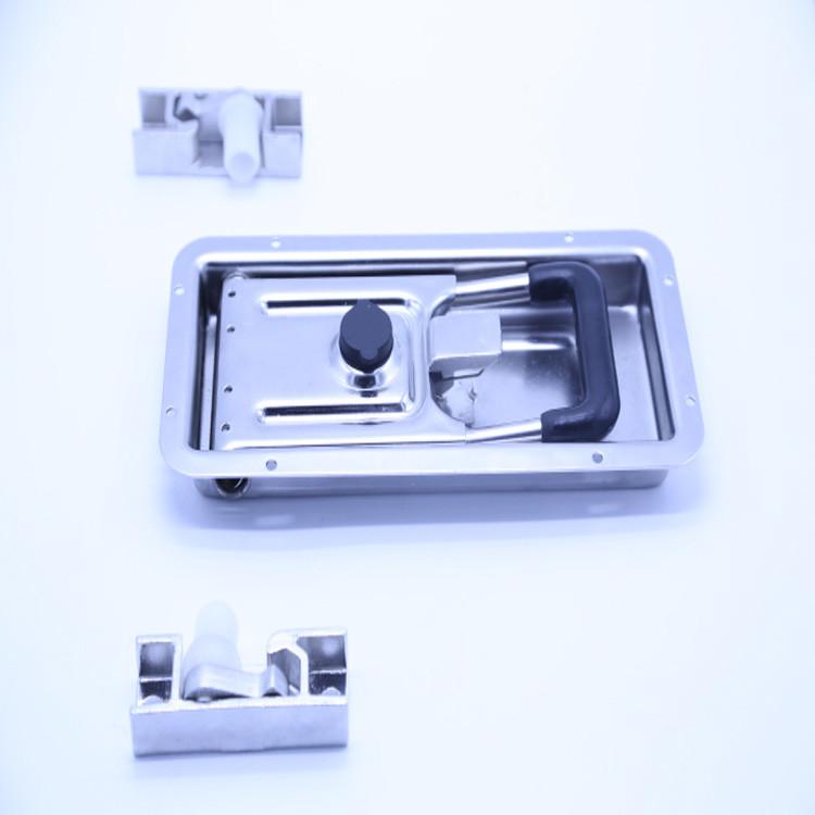 trailer door gear,bar lock,side door lock-011130