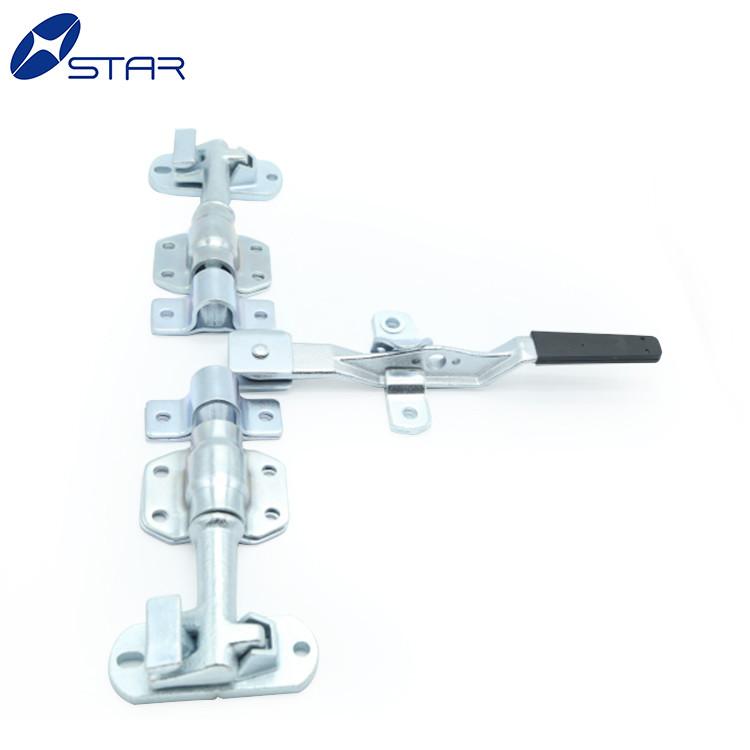 container door handle lock, container door locking