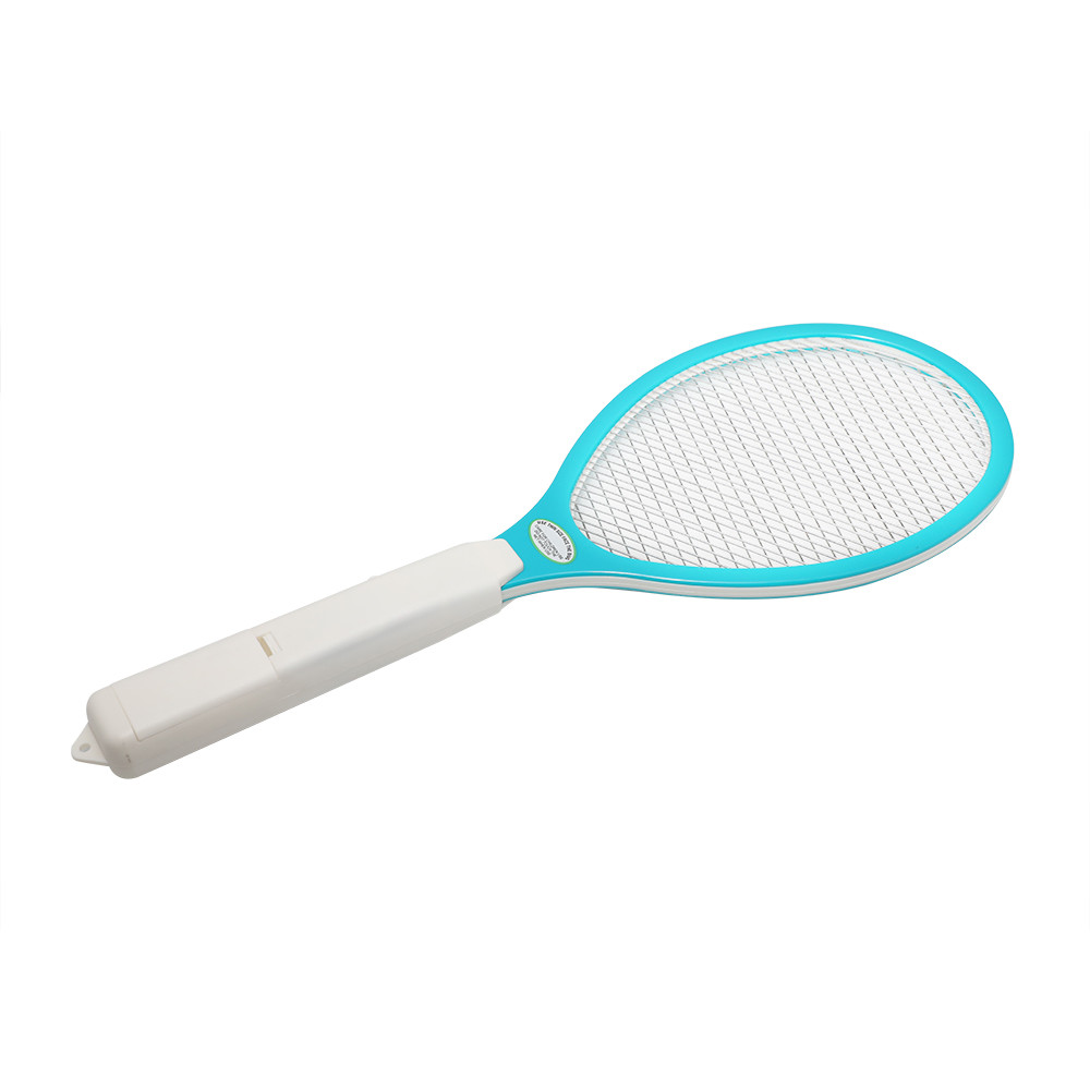 Fly killing bat mosquito electric racket for pest control