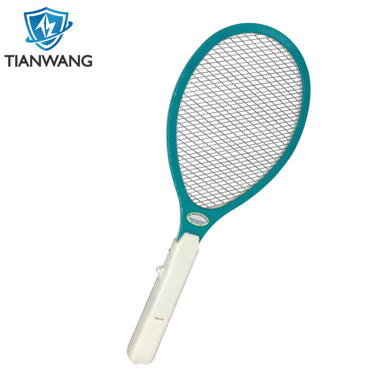 Hunter Electric Mosquito Killer Swatter Bat Racket Battery Operated Non Rechargeable