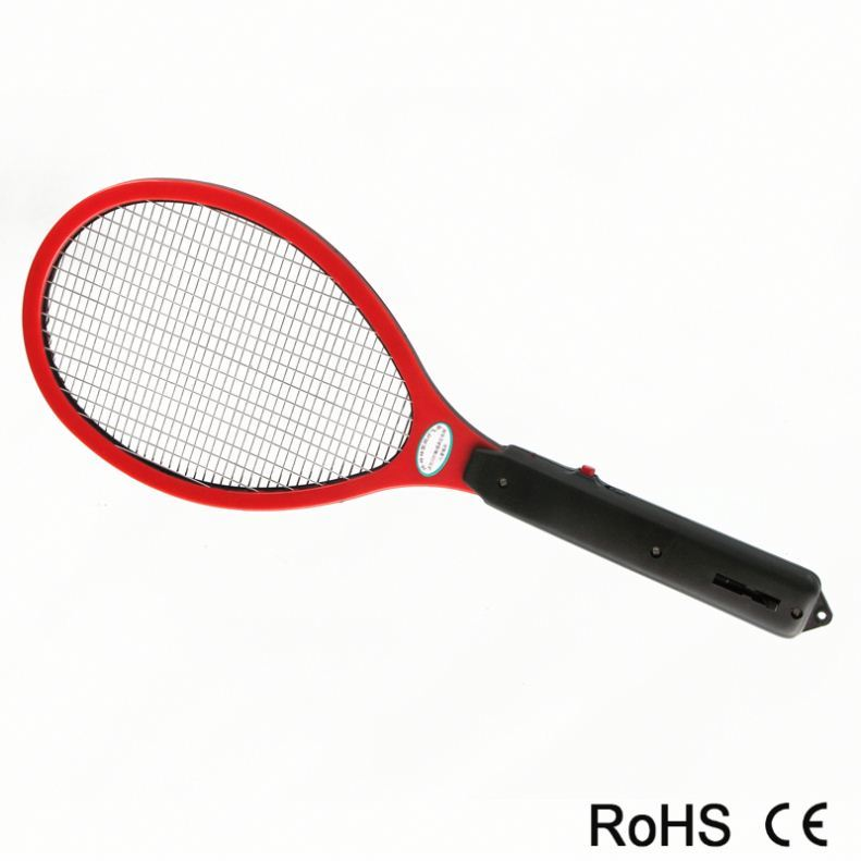 2019 New Product Shape Wire Rechargeable Electric Fly Swatter