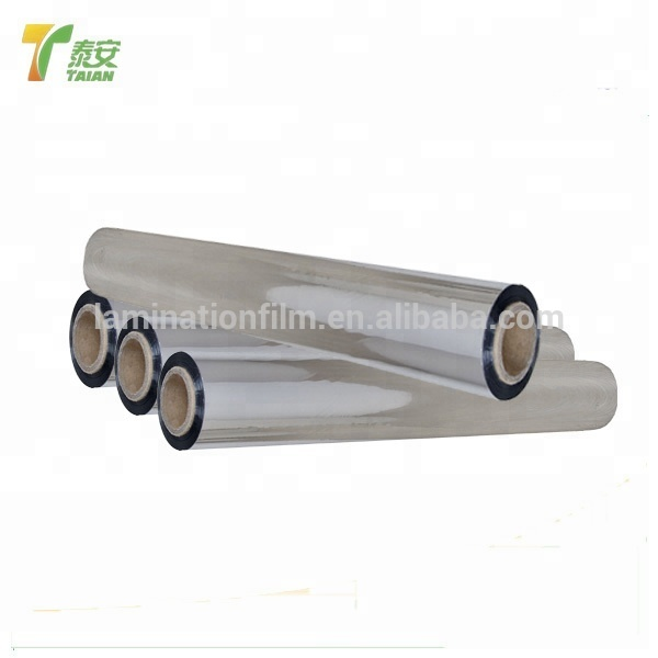 BOPET Mirror Thermal Laminating Film