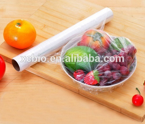 100% Biodegradable Stretch Film Biodegradable Compostable Pallet Stretch Wrapping Cling Film