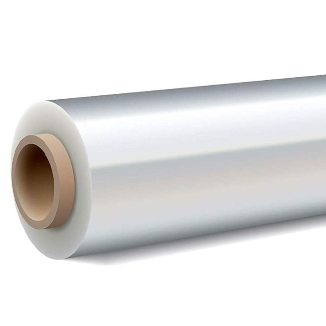 Stretch Wrap Film Handle Power Wrap Stretch Film Biodegradable Compostable Pallet Stretch Wrapping Film