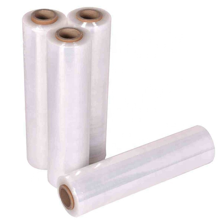 Compostable environmentally friendly 100% biodegradable pla cling film