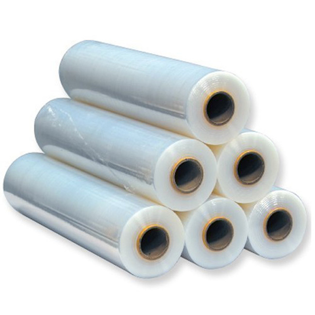 100% compostable pallet stretch pla plastic wrapping film