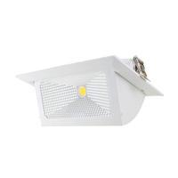Custom SAA Approved IP40 Recessed Rectangular Led Shop Light
