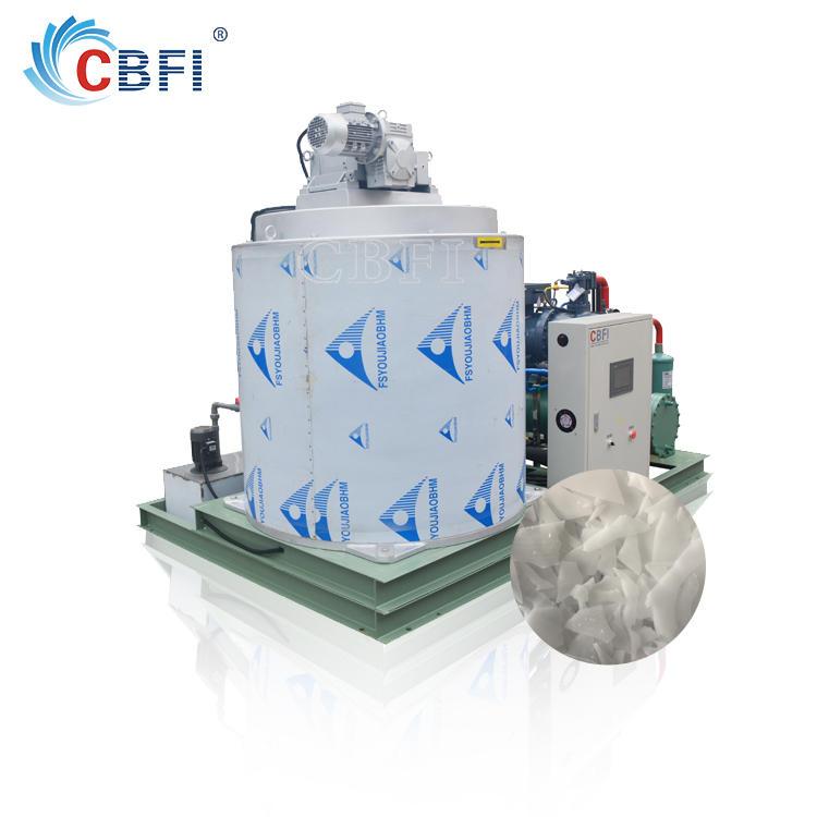 Flake Ice Machine Evaporator of High Quality