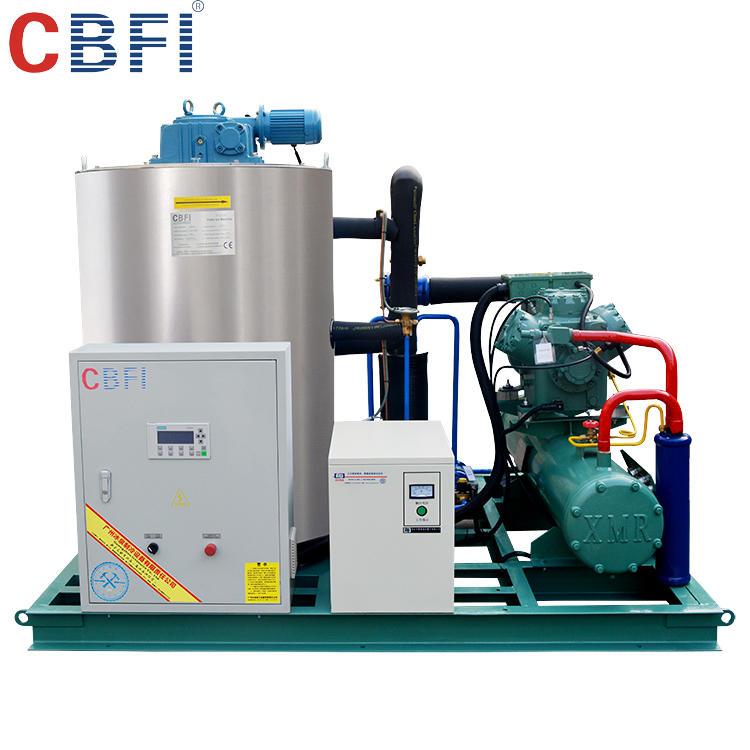 Industrial Flake Ice Making Machine