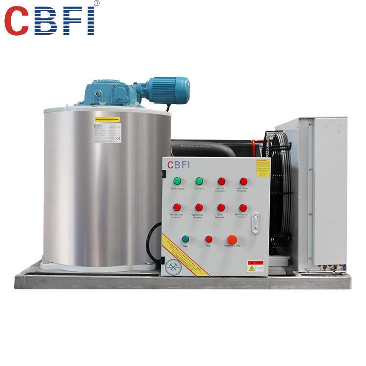 Seawater flake ice machine for sale