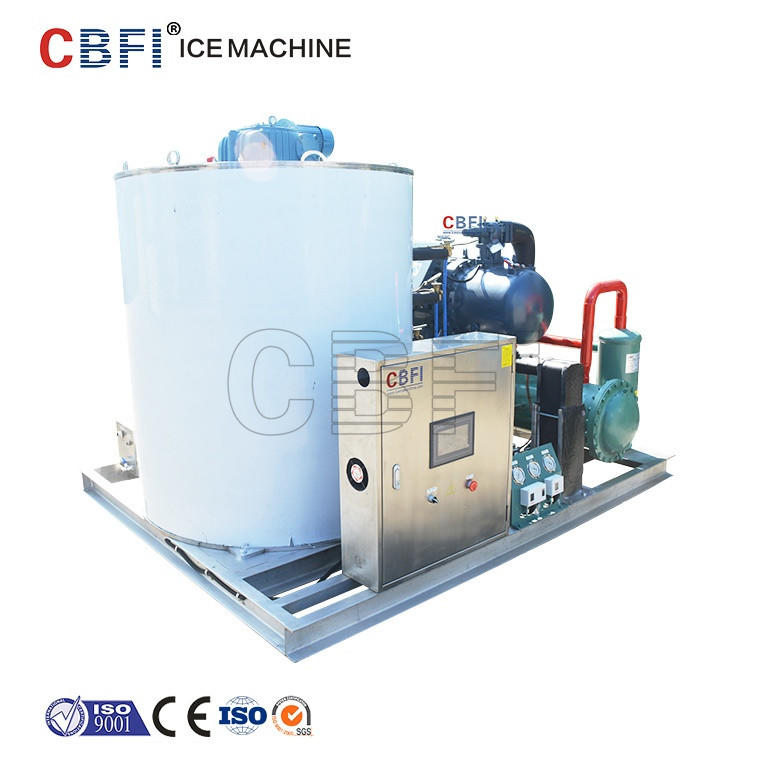 Manufactory Wholesale ice flake machine maker snow salt water At Good Price