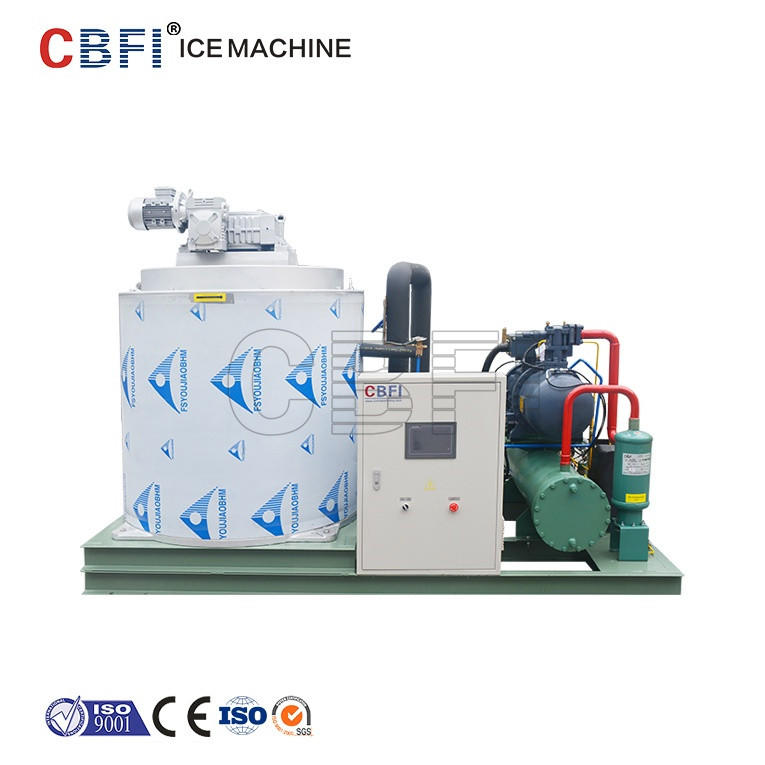 Factory made flake ice maker machine with best quality