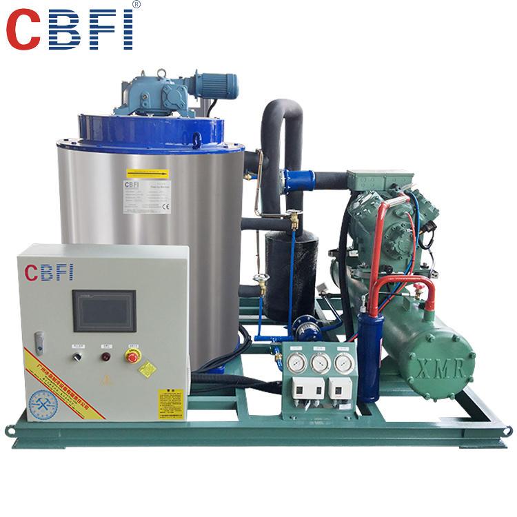 CBFI 5 ton Flake Ice Machine for Medium Scale Fishery Business