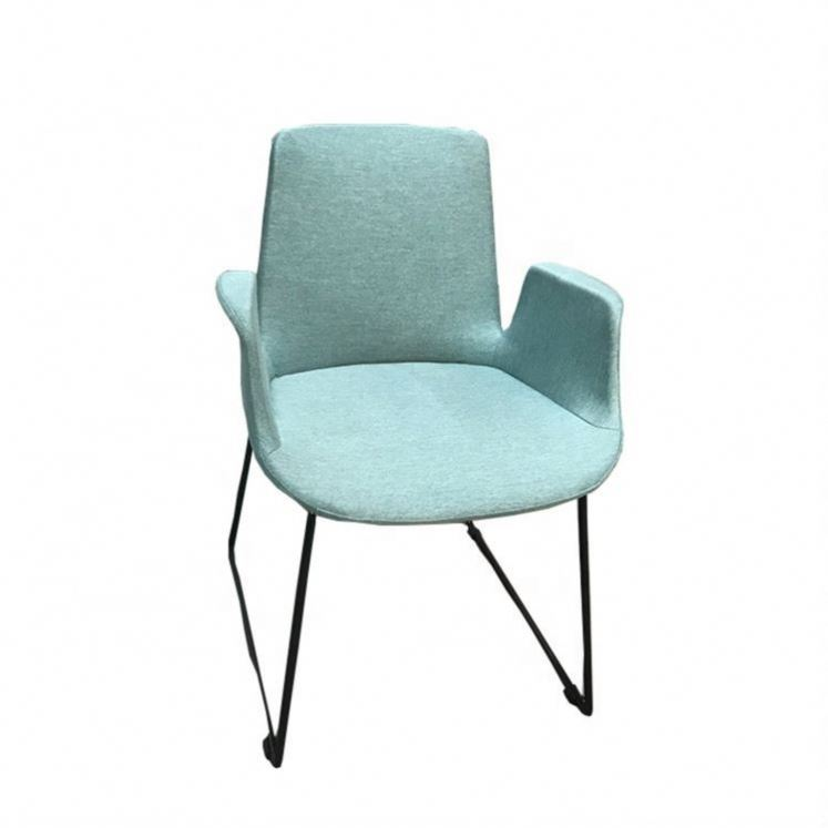 China manufacturer European style hotel furniture modern leather dinning chair