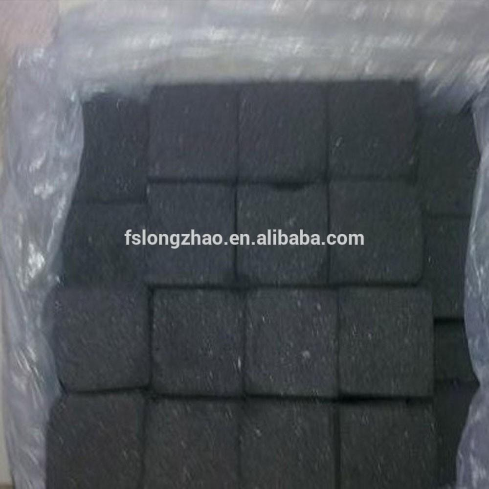square coconut shisha wood charcoal hookah shisha charcoal