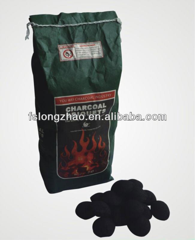 Most popular bbq sawdust charcoal briquettes barbecue charcoal