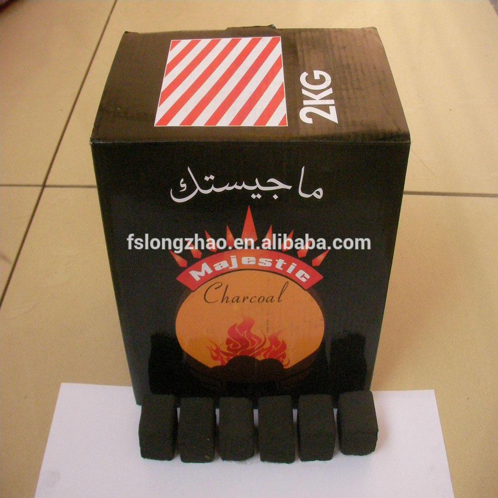Shisha briquette charcoal for hookah