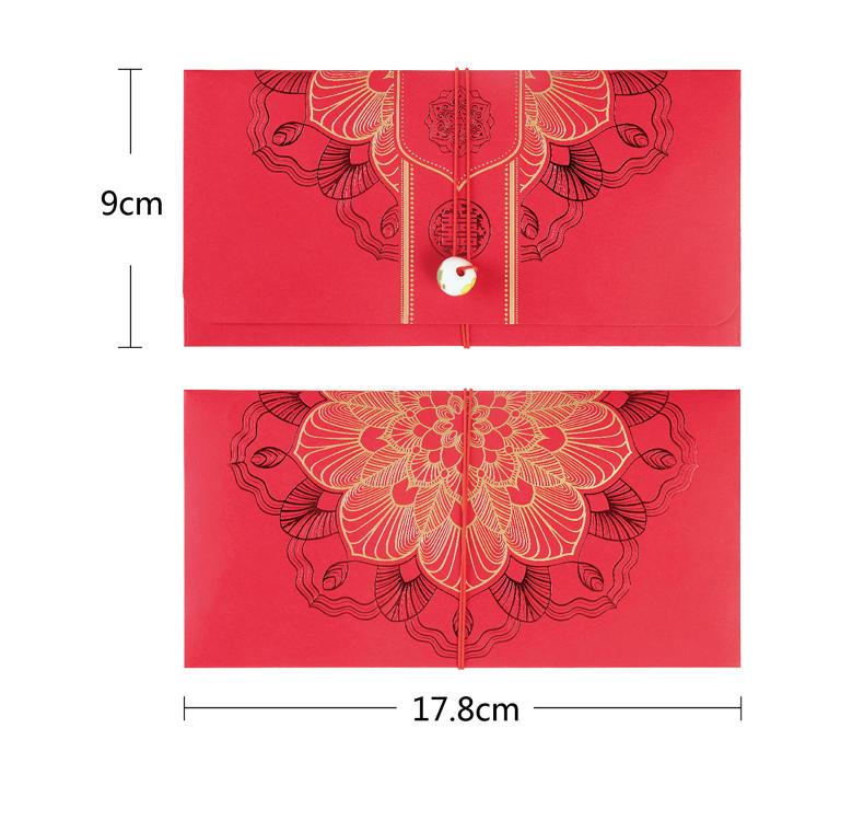 product-Dezheng-Custom Nordic Latest Handmade Birthday Card Greeting Holiday Wedding Gold Eco Print -1