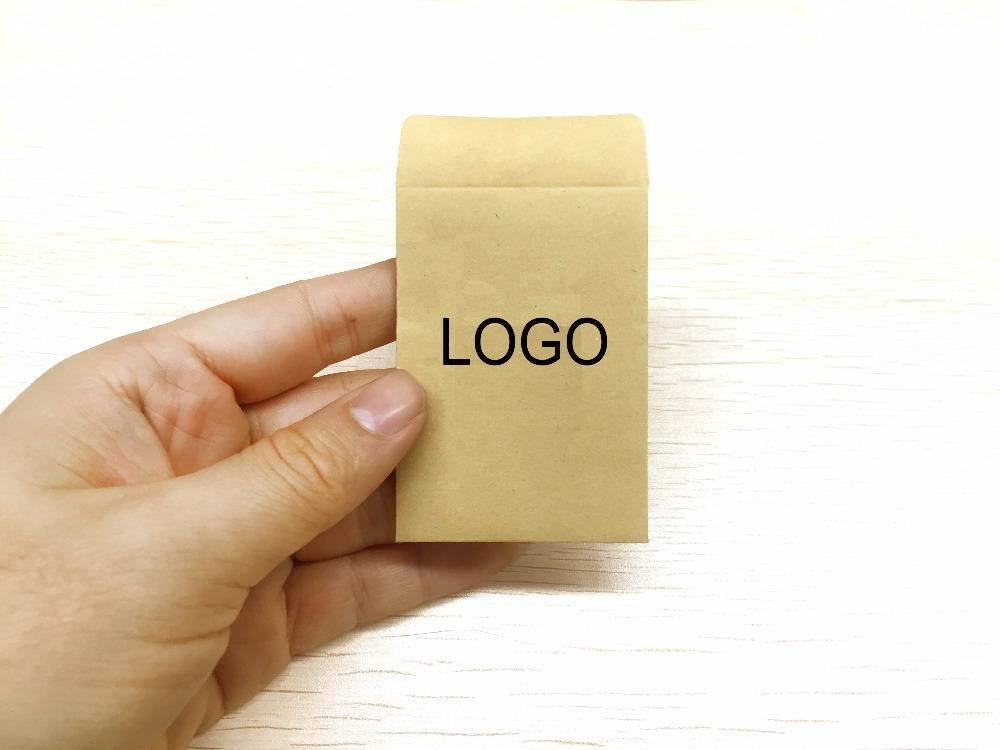 product-Dezheng-Custom Logo Mini Kraft Small Parts Coin Envelopes-img-1