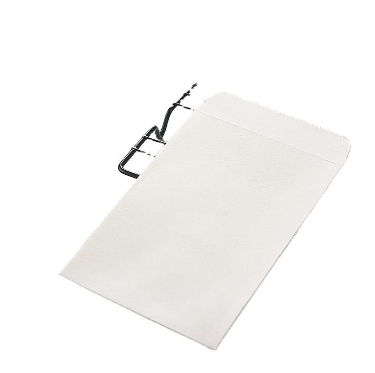 Recyclable Mini White Envelope Biodegradable Brown Kraft Paper Small Envelope For Coin Seed Stamps or Small Parts