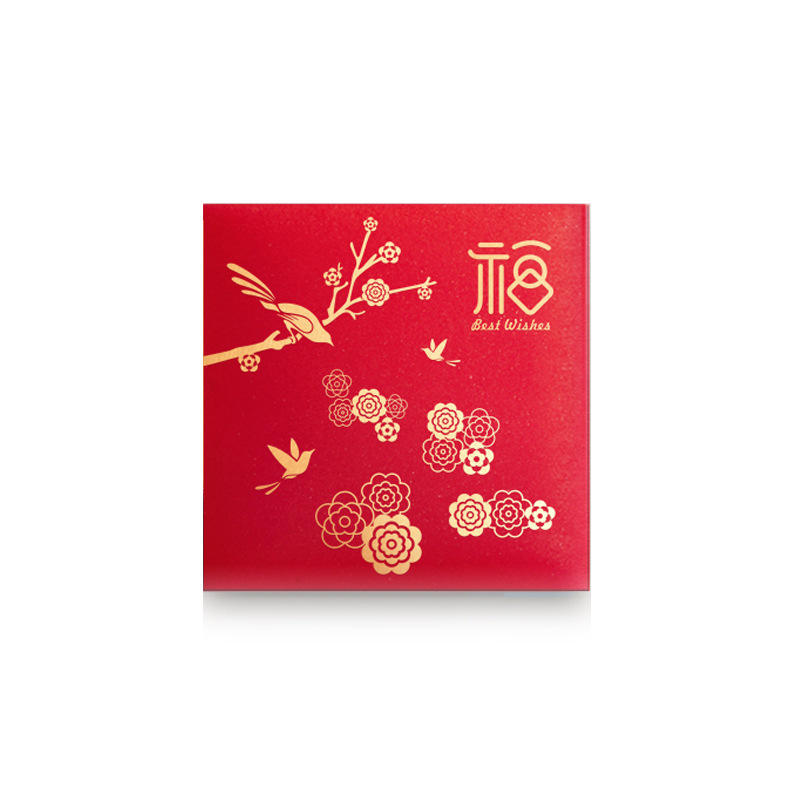 product-Dezheng-Chinese New Year Premium Quality Red Packet Sublimation Messenger Red Envelopes-img-1