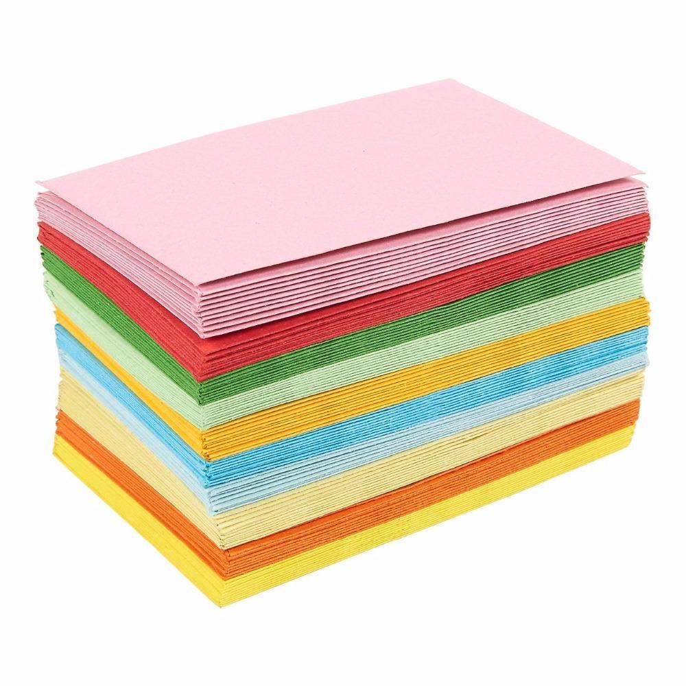 Cheap Custom Wholesale Bulk Multiple Style Mini Packaging Paper Envelope