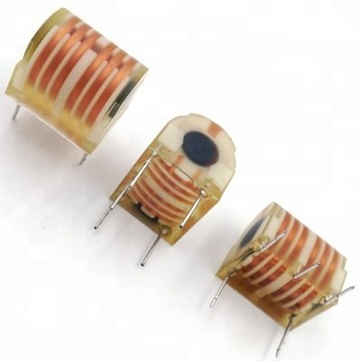 Custom Pulse Ignition Coil Four Pin Ozone High Voltage Transformer