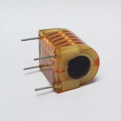 High Frequency High Voltage Ignition Transformer , Pulse Ignition Coil For Gas / Oil Burners