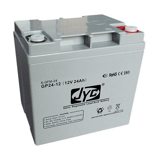 Valve Regulated Lead Acid Battery 12v 24ah Solar Gel Battery for UPS