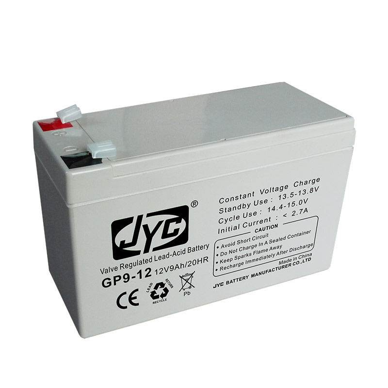 Maintenance Free Sealed VRLA Battery 12v 9ah 20hr UPS Battery